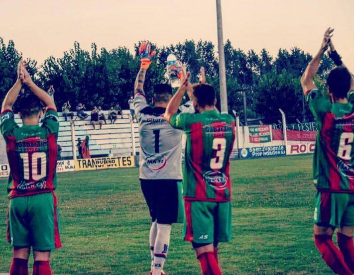 Torneo Regional: Círculo Deportivo recuperó la memoria y volvió a ganar.