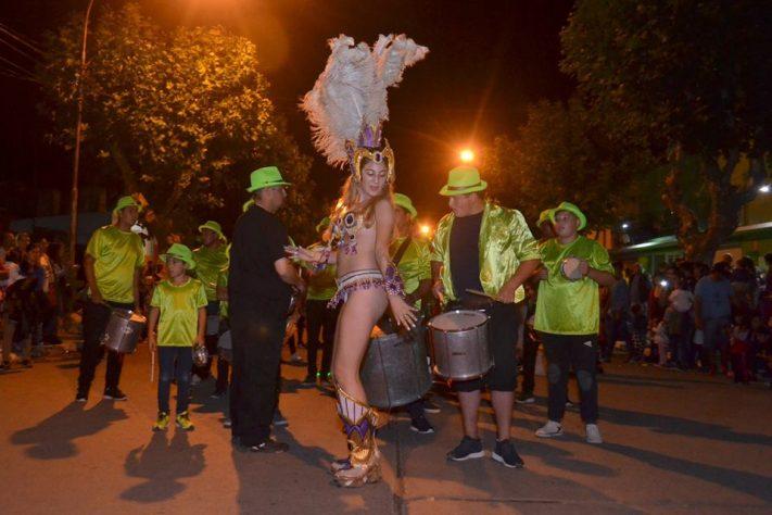 Otamendi: exitoso Carnaval de los Niños 2019