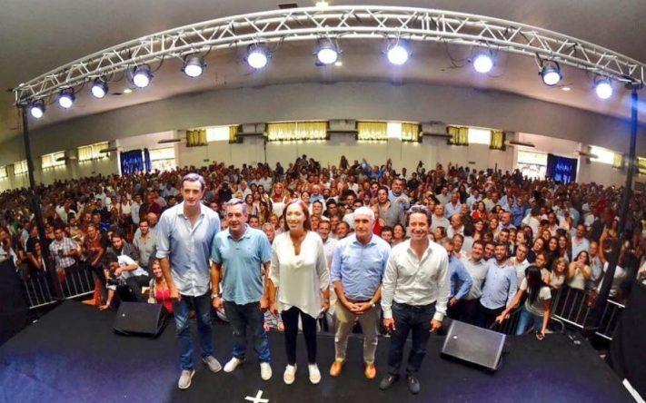 Vidal bajó línea y dejó en claro que la educación será uno de los ejes de la campaña para reelegir