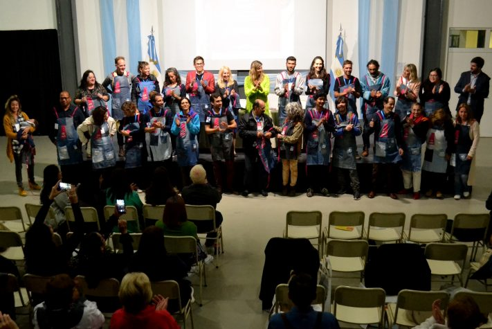 Miramar. se inauguró una nueva edición de la «Bienal Internacional de Arte»
