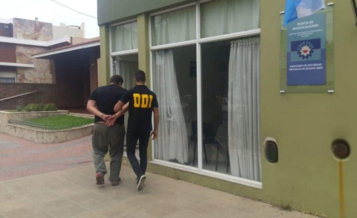 Lo buscaban en La Plata y capital, lo atraparon en Necochea y lo alojaron en Batán