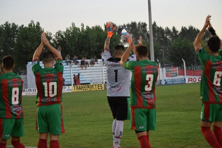Otamendi: Círculo Deportivo vivió la fiesta del gol