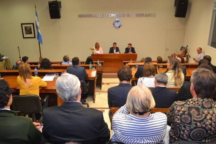 H.C.D. Gral. Alvarado: el lunes 11 de marzo se iniciará el período de Sesiones Ordinarias