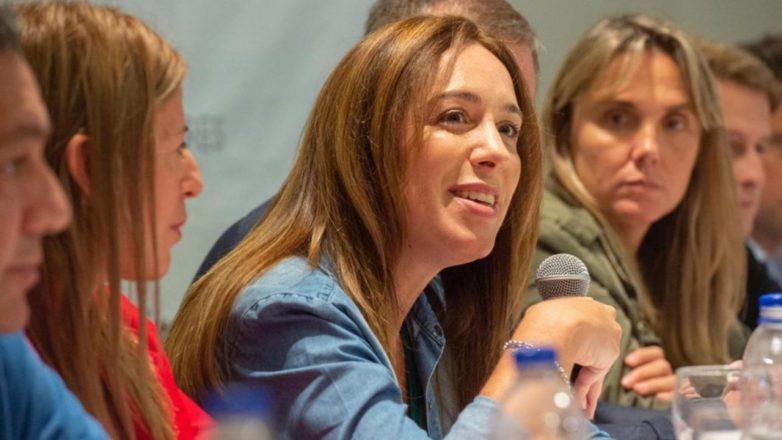"""Para Vidal """"hay un ciclo en la Argentina que se terminó: el de las promesas inclumplidas sin costo"""""""