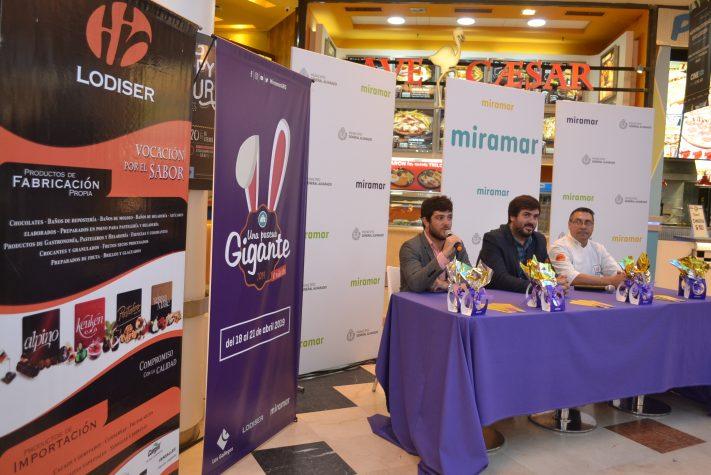 """Mar del Plata: Miramar hizo la presentación de una nueva edición de """"Una Pascua Gigante"""""""