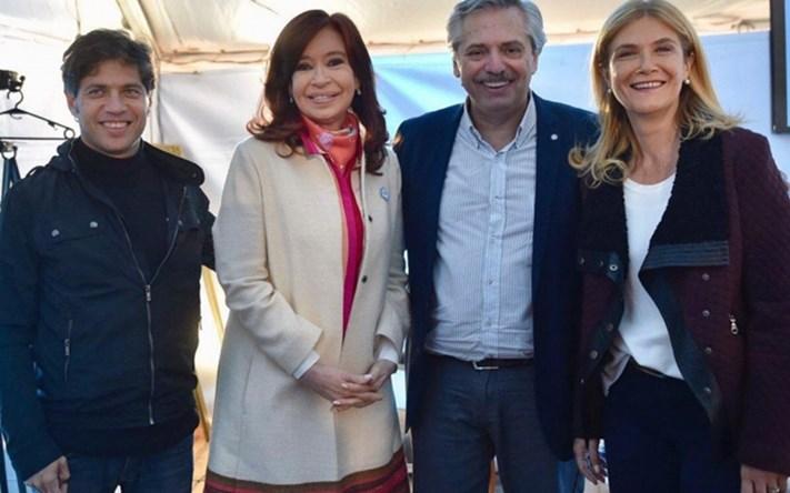 La estrategia de Alberto Fernández y Kicillof en la Provincia antes de la PASO
