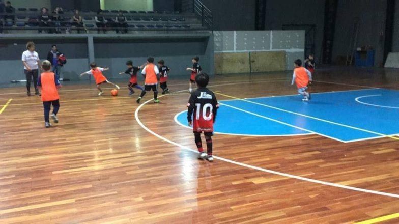 """Miramar: sigue con todo éxito el Torneo Infantil de fútbol """"Formando Cracks"""""""