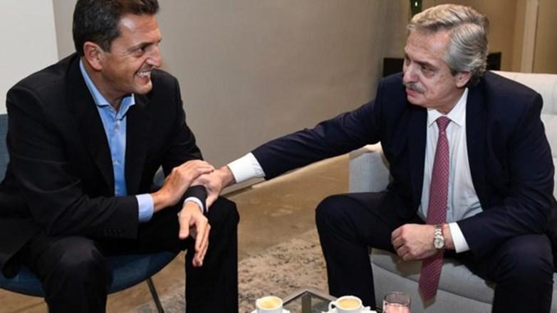 TODOS, el nombre de la coalición opositora, luego del acuerdo entre entre Fernández y Massa