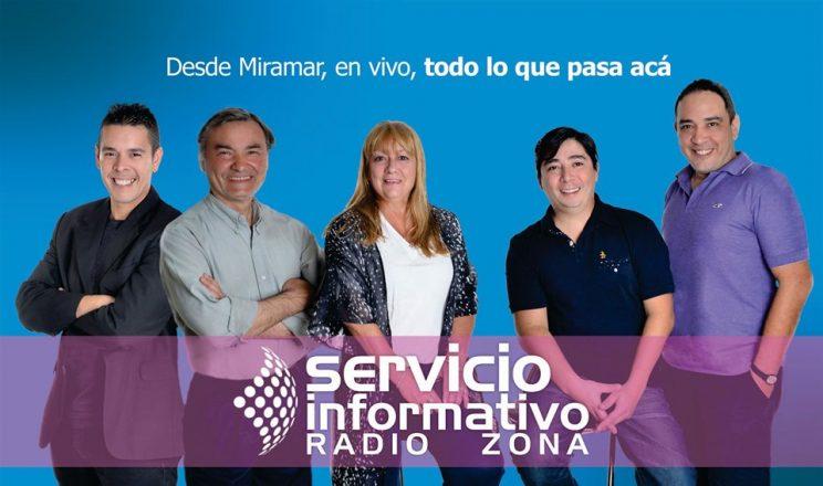Miramar: Radio ZONA 89.3 lanza este miércoles su servicio informativo