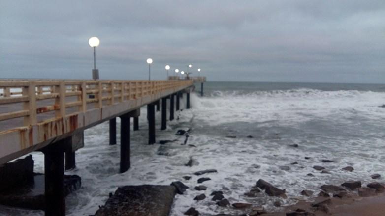 A partir del sábado de la tarde: rige un alerta meteorológico por vientos intensos con ráfagas