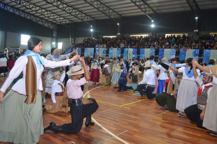 Miramar: se realizaron los festejos por el 203º Aniversario de la Independencia