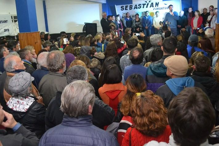 Gral. Alvarado: Se presentaron los precandidatos del Frente de Todos