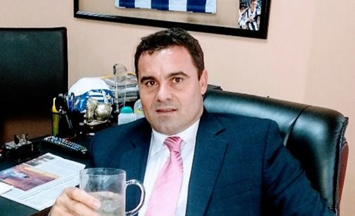 Un ex futbolista marplatense es buscado por la Interpol por integrar una banda de «robacamionetas»