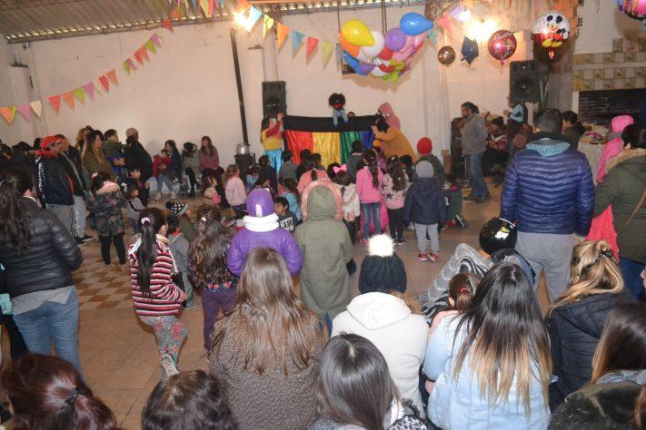 En Otamendi se festejó el «Día del Niño»
