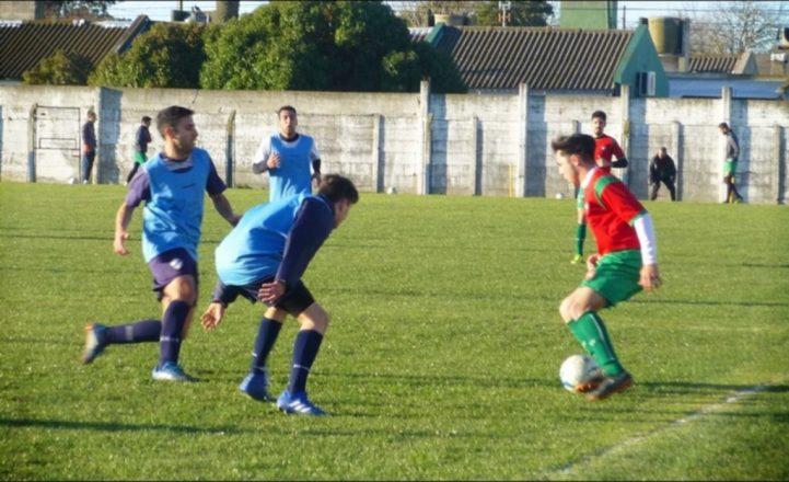 Círculo Deportivo se probó en Miramar