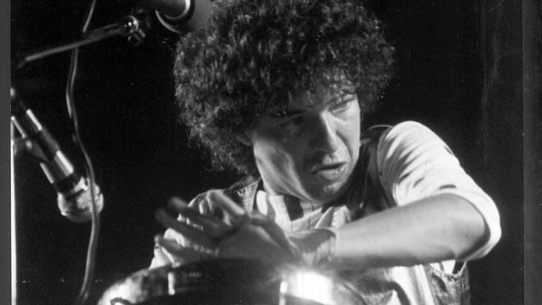 Editan por primera vez en el país disco de culto que grabó Miguel Abuelo en Francia en los '70