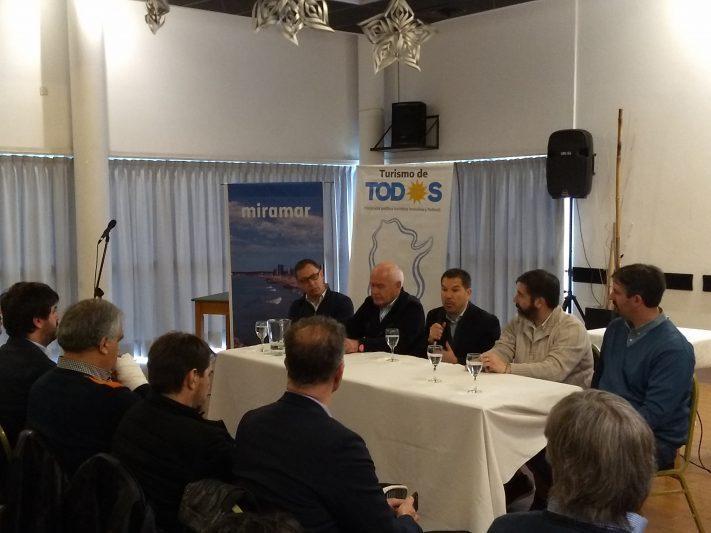 Miramar: Encuentro Intersectorial para debatir problemáticas y estrategias turísticas