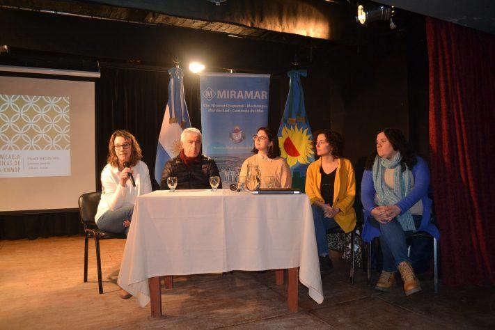 Miramar: se desarrolló capacitación Ley Micaela