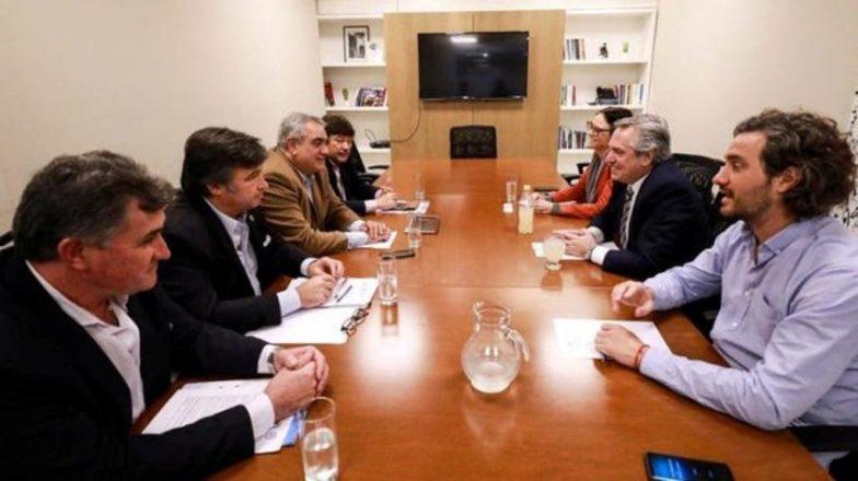 Alberto Fernández prepara lo que será su plan de Gobierno