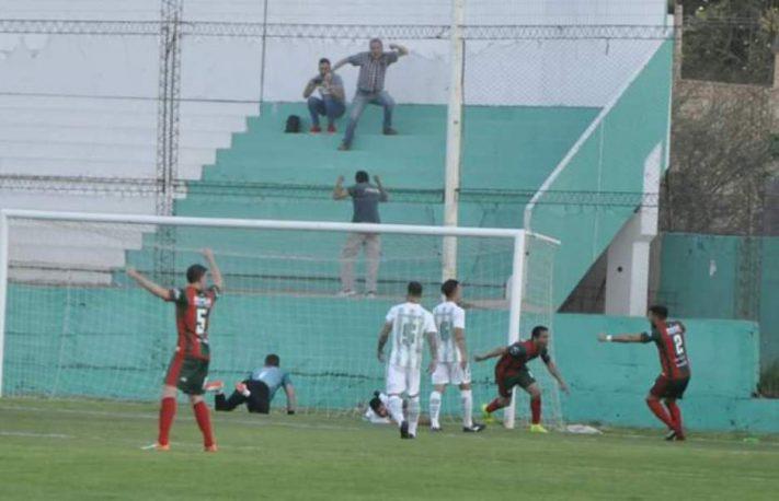 Círculo lo ganaba pero terminó cayendo 3-1 en San Juan