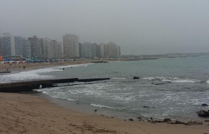 El calor y la lluvia, presentes este martes en Miramar y zona
