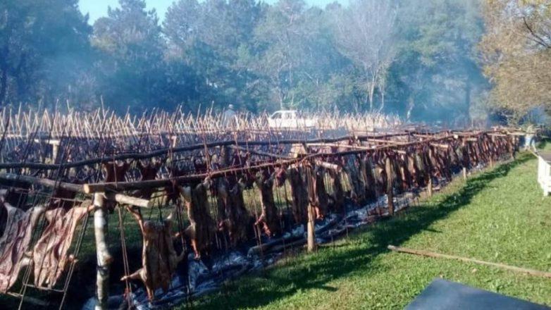 Miramar celebra la «Primera Fiesta del Lechón» de su historia
