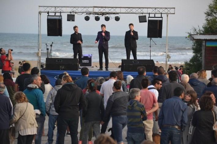 Se inauguró la temporada estival 2020 en Mar del Sud