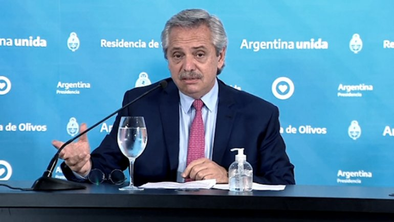 Los anuncios de Alberto Fernández que se vienen tras la cuarentena: Ahora 18, blanqueo de capitales y la reforma previsional