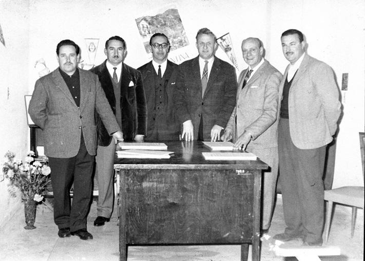 Historias de Miramar: Año 1964 Comisión de Promoción de Turismo de Miramar