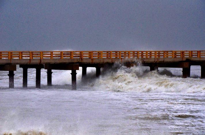 Alerta meteorológico: por fuertes vientos para el sábado