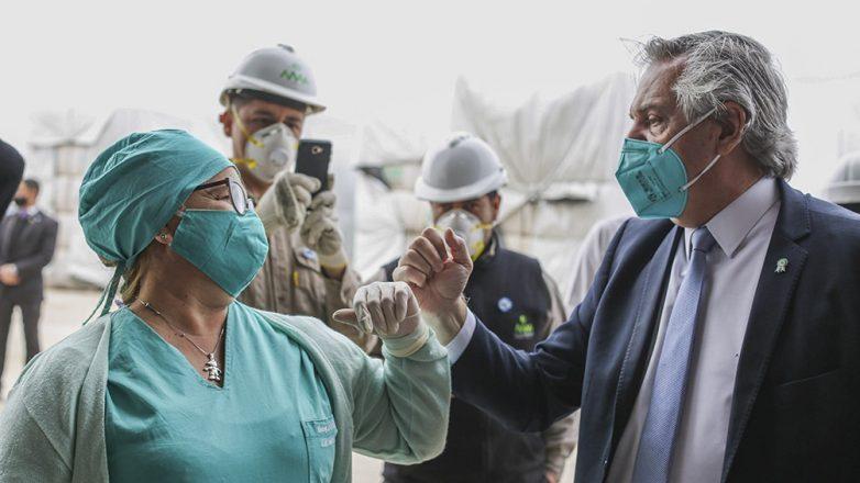 Fernández: «Queda en cada gobernador determinar qué actividad se abre y cuál no»