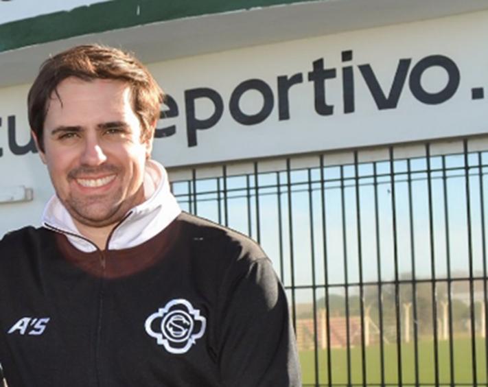 Círculo Deportivo: El presidente Federico López analizó la actualidad del «Papero»