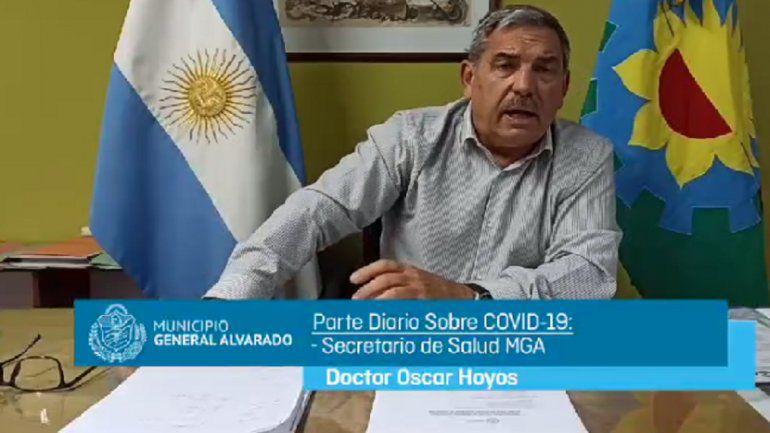 Miramar: «La médica con coronavirus atendió a siete pacientes que ya fueron contactados»