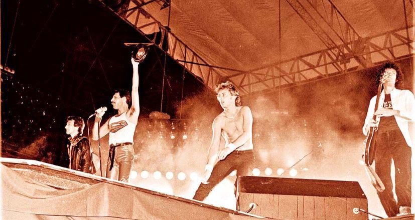 40 años: Cuando Queen tocó por primera vez en Argentina