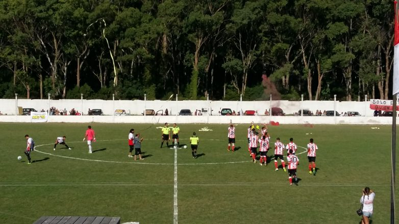 Federal ?C?: Atlético Miramar igualó frente a Sportivo San Cayetano