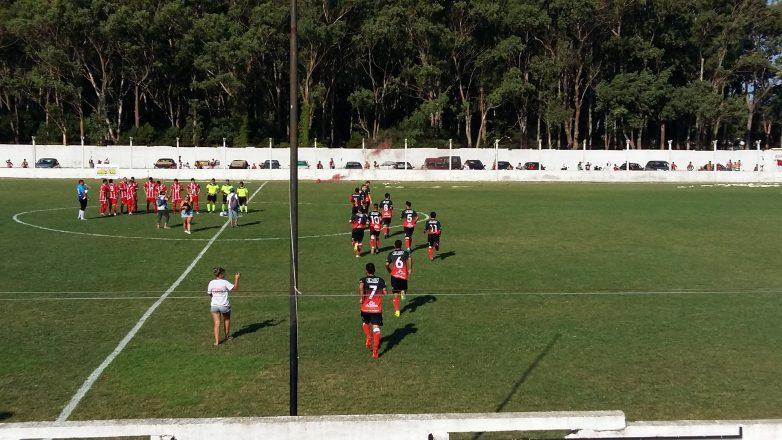 Federal ?C?: Atlético Miramar dio cuenta de Juventud Unida de Otamendi