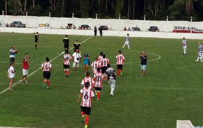 Federal ?C?: Atlético Miramar pasó a cuartos de final. Venció a Ministerio (Q)